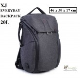 XJ EVERYDAY BACKPACK 20L  ( can fit 15''laptop )